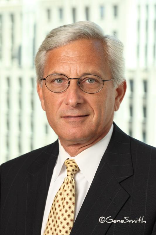 CEO headshot portrait.