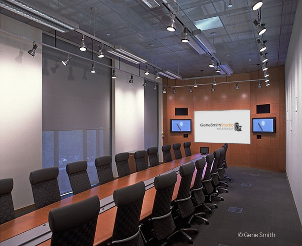 Deloitte Manhattan conference room