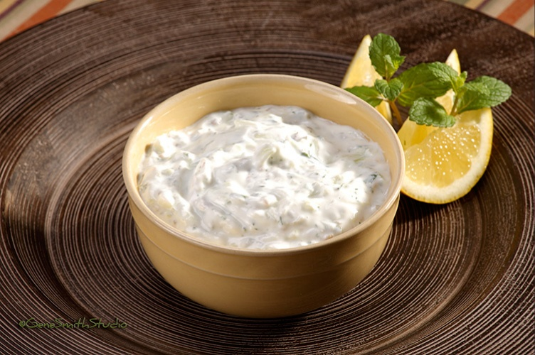 Bowl of Lemon Dip