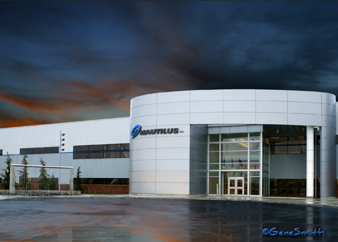 Nautilus Exercise equipment Corporate Center exterior photo