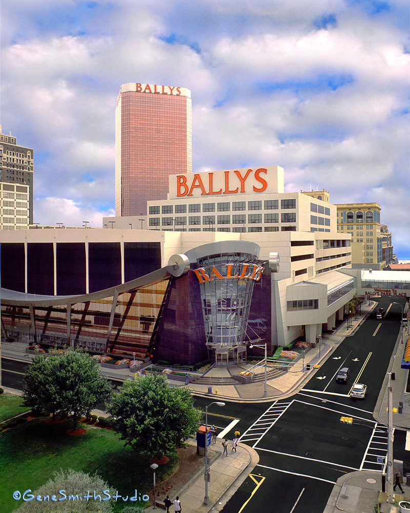 Bally's Casino exterior photo Atlantic City nj