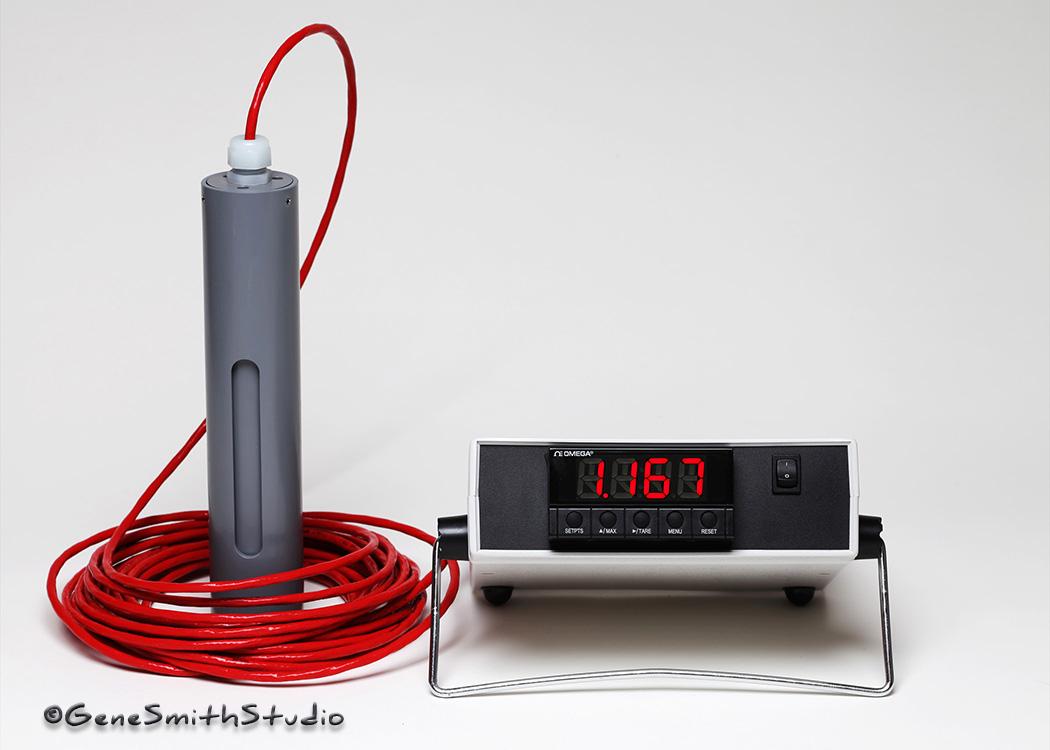 Industrial Process Density Meter