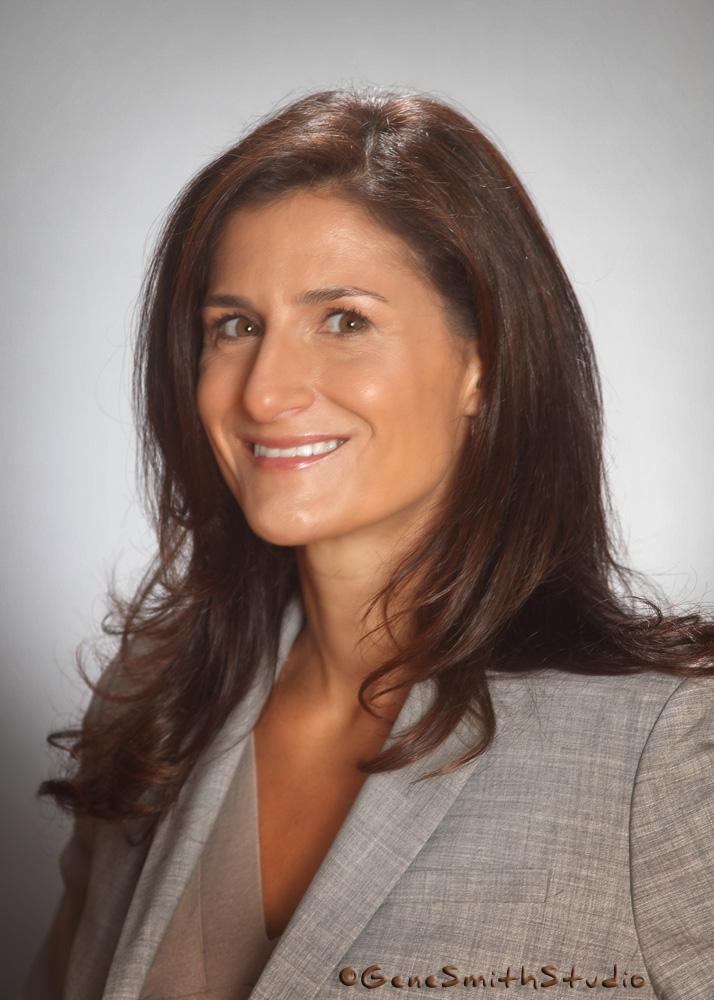 Professional headshot portrait for Linkedin